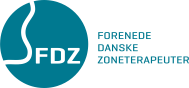 FDZ logo registreret behandler